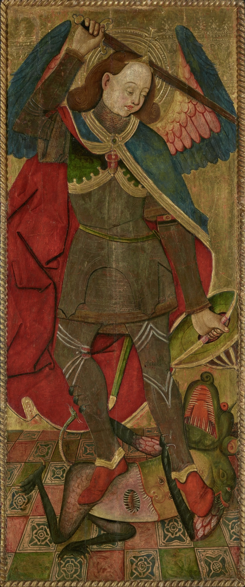 St. Michael with Dragon