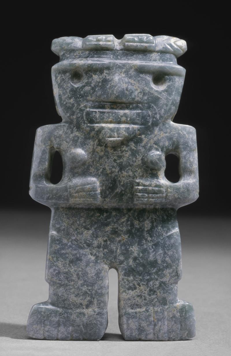 Female Figure Pendant