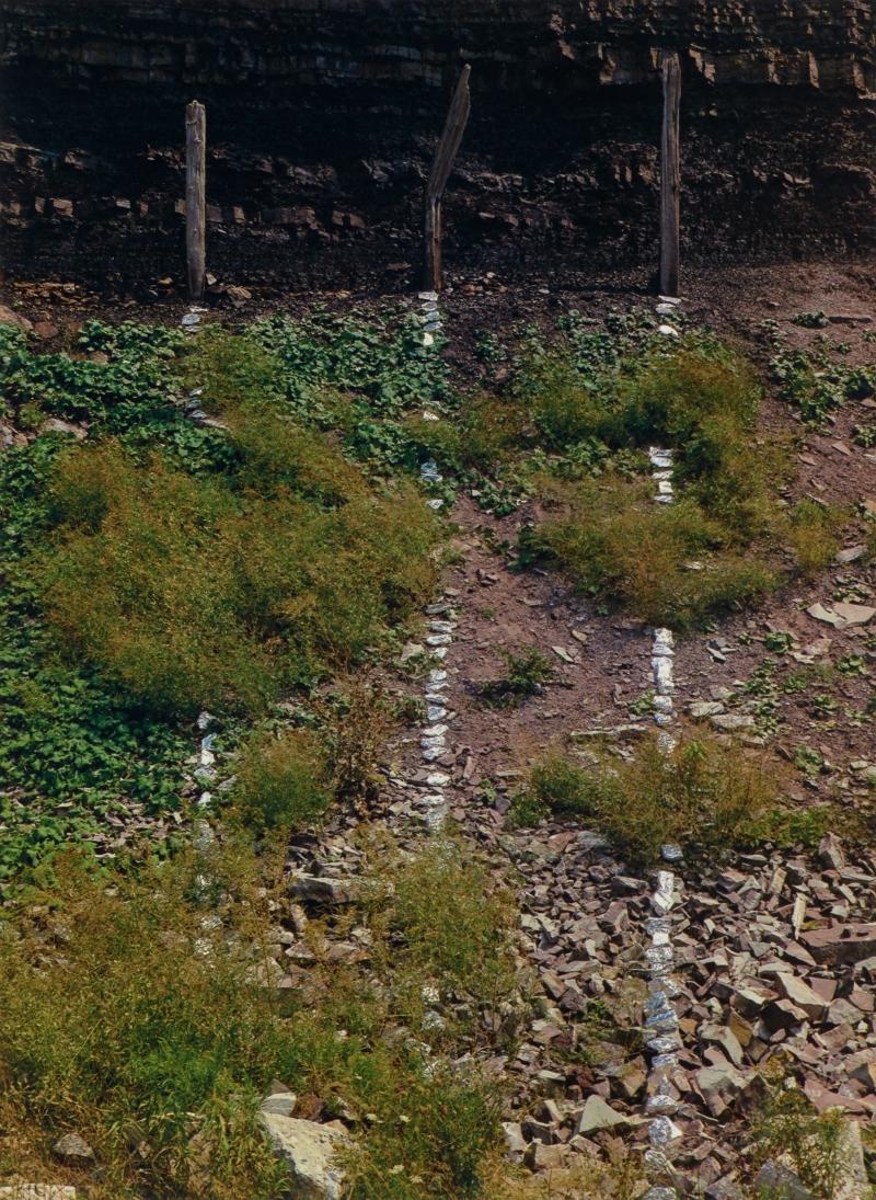 Foil Rocks, Lewiston, New York