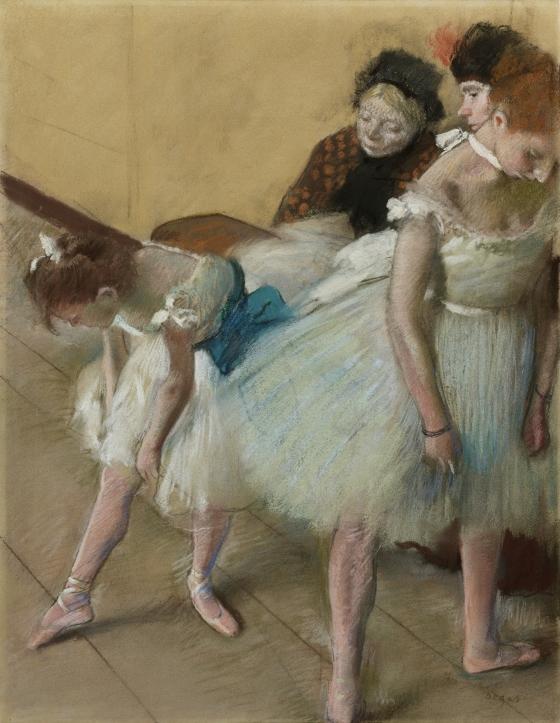 Dance Examination (Examen de Danse)