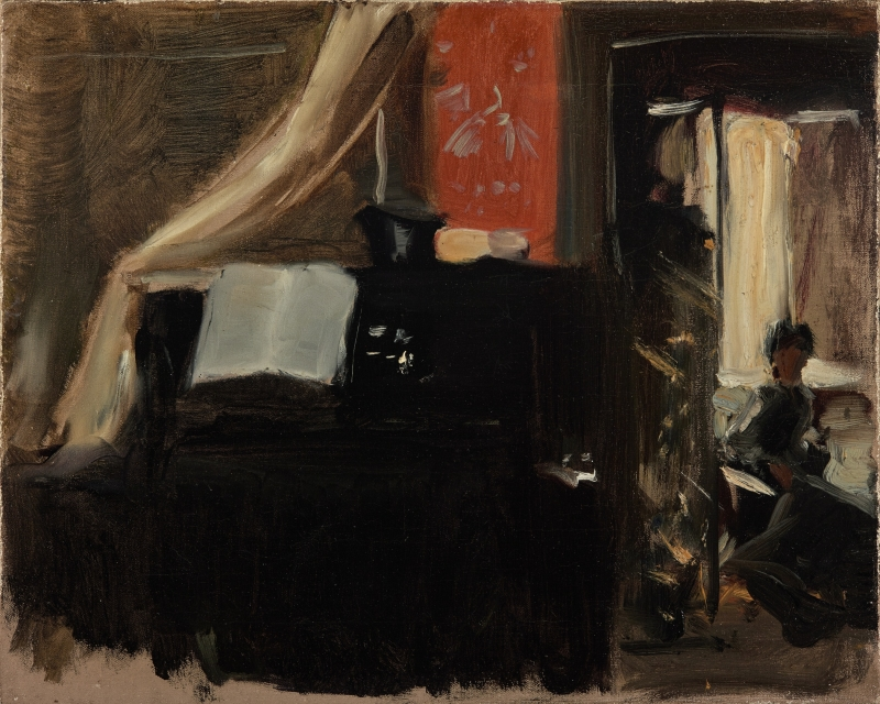 The Black Piano (Le piano noir)