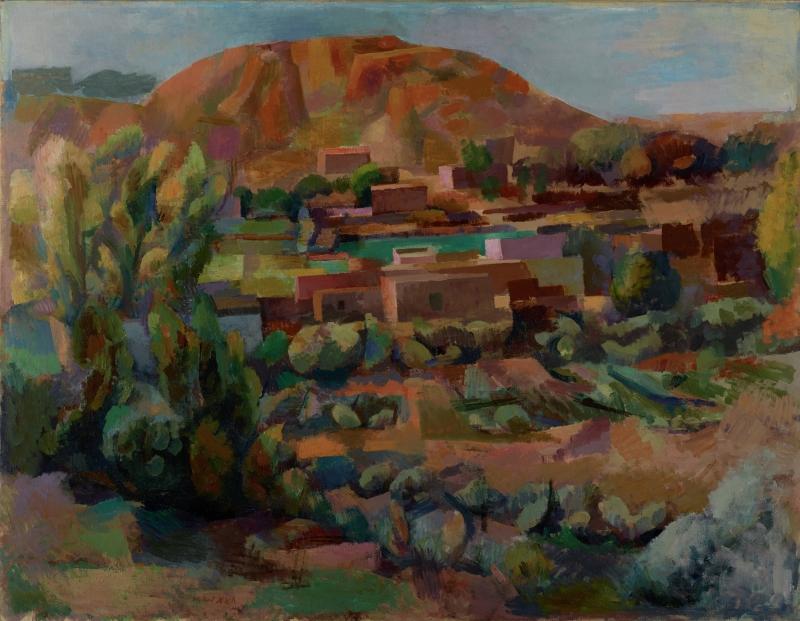 Santa Fe Hillside