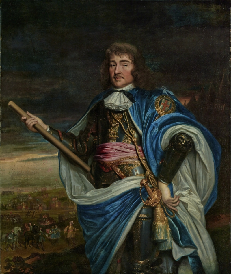 General George Monck, 1st Duke of Albemarle