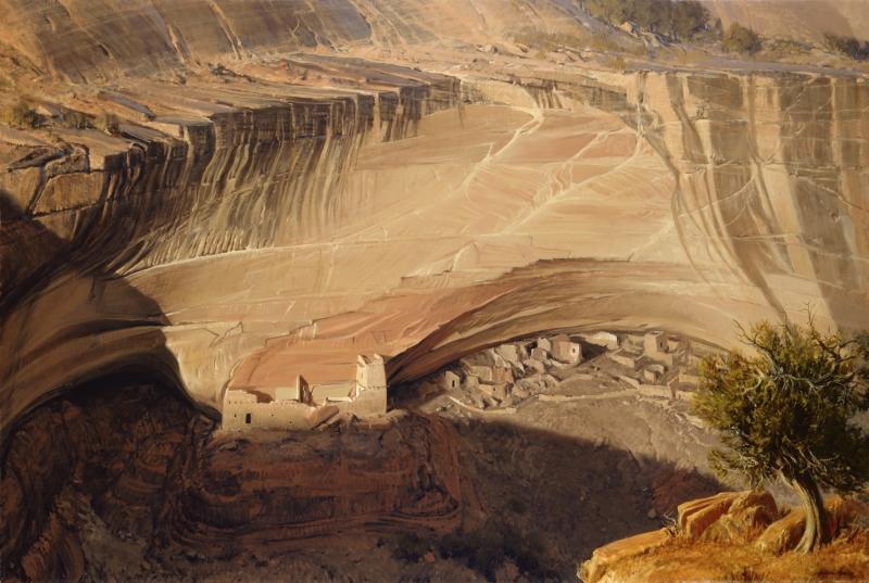 Anasazi Ruins, Canyon del Muerto
