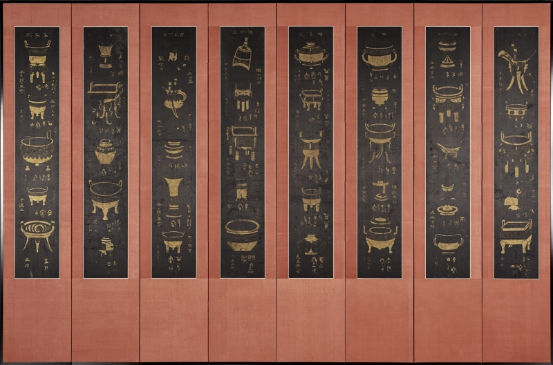 Shang and Chou Bronzes and Their Inscriptions