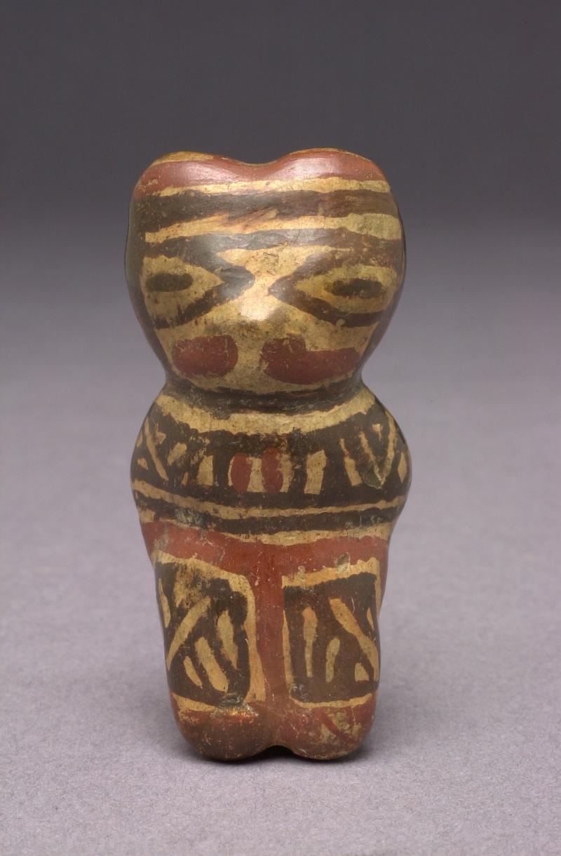 Standing Human Figurine