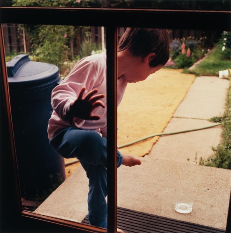 Walker on the Back Porch, Boulder