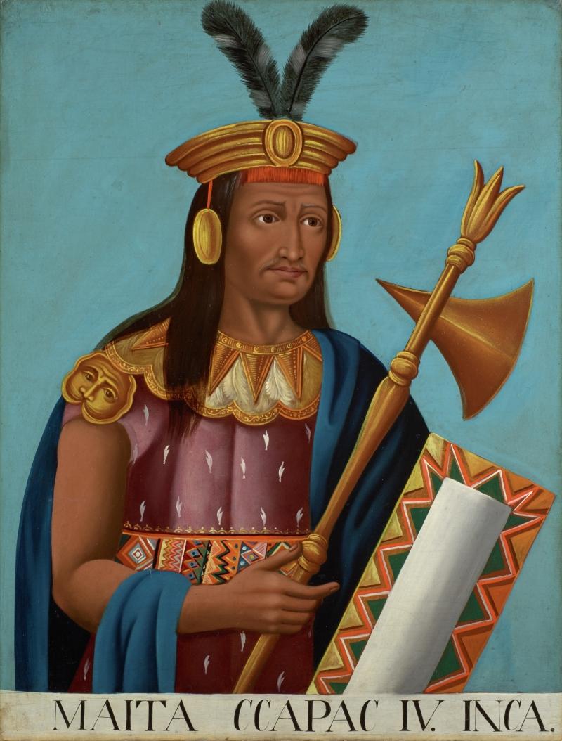 Maita Ccapac IV, Inca
