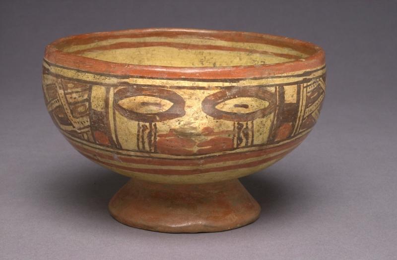 Head-form Pedestal Bowl
