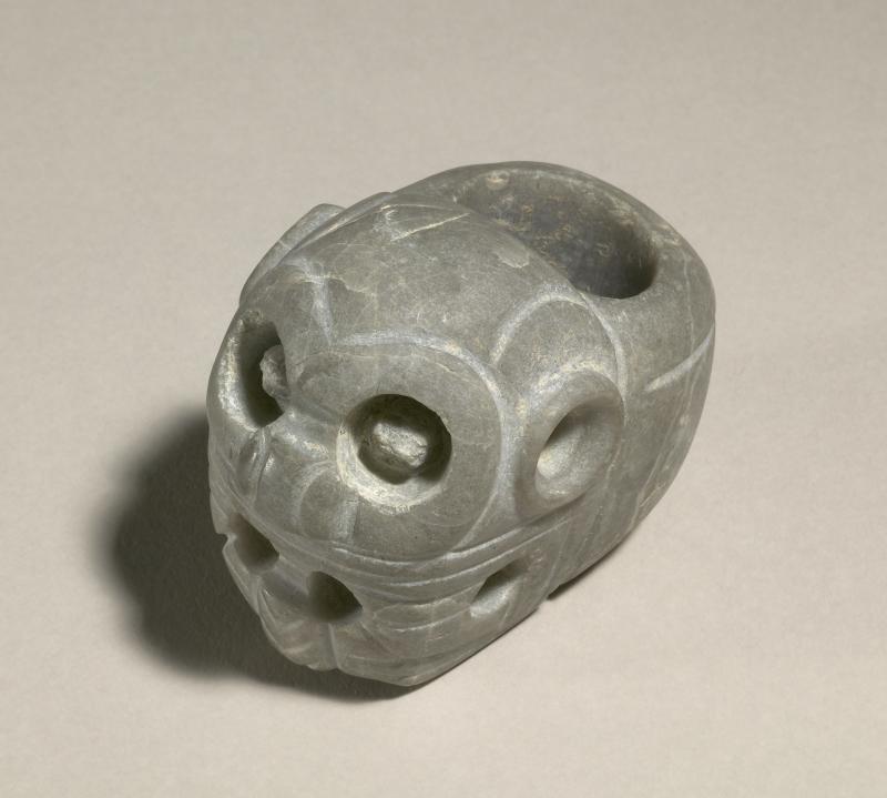 Monkey Mace Head