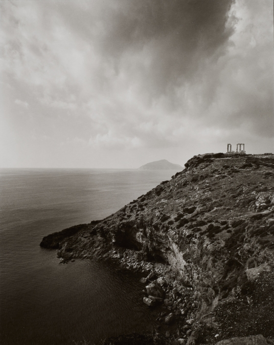 The Temple of Poseidon. Sounion, Greece, from the portfolio The Temples of Greece