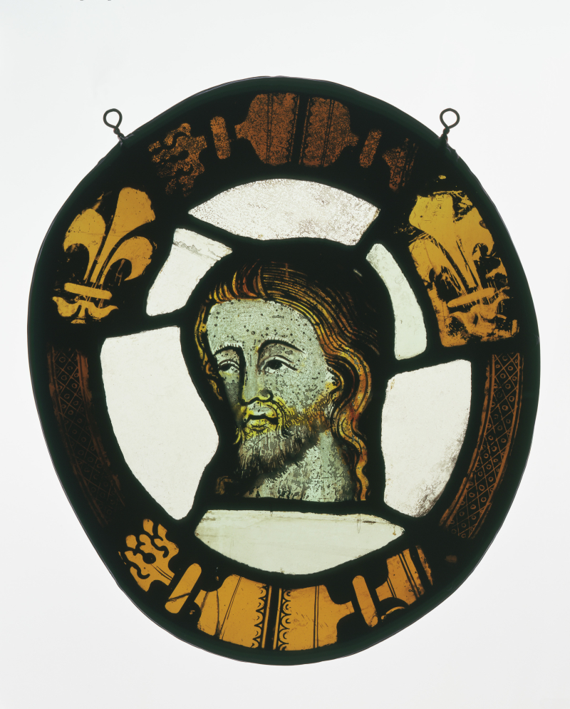 Head of a Bearded Man, possibly Jesus