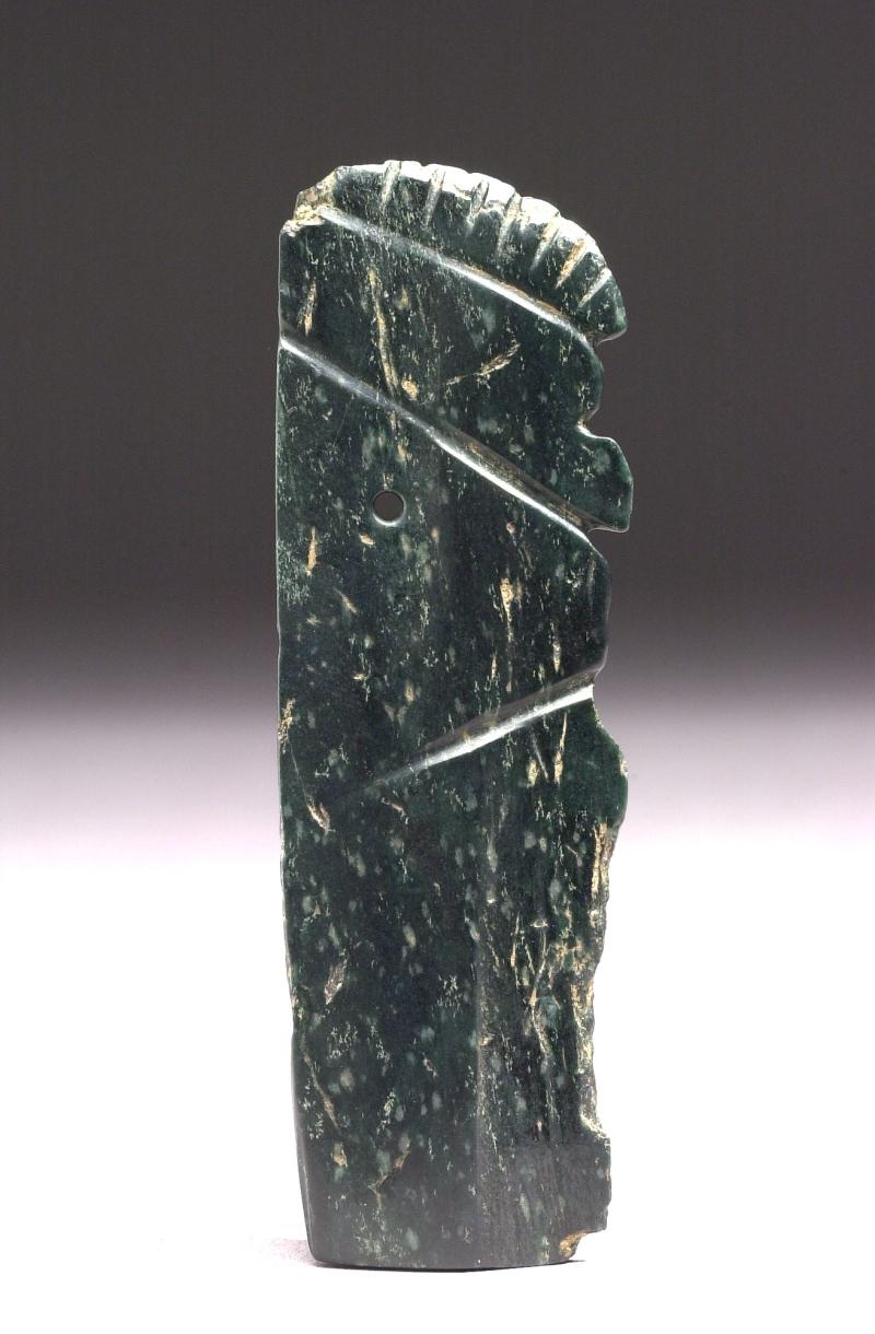 Profile Figural Pendant