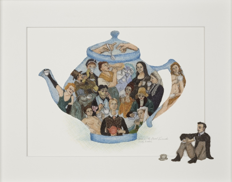 Tea with Good Friends