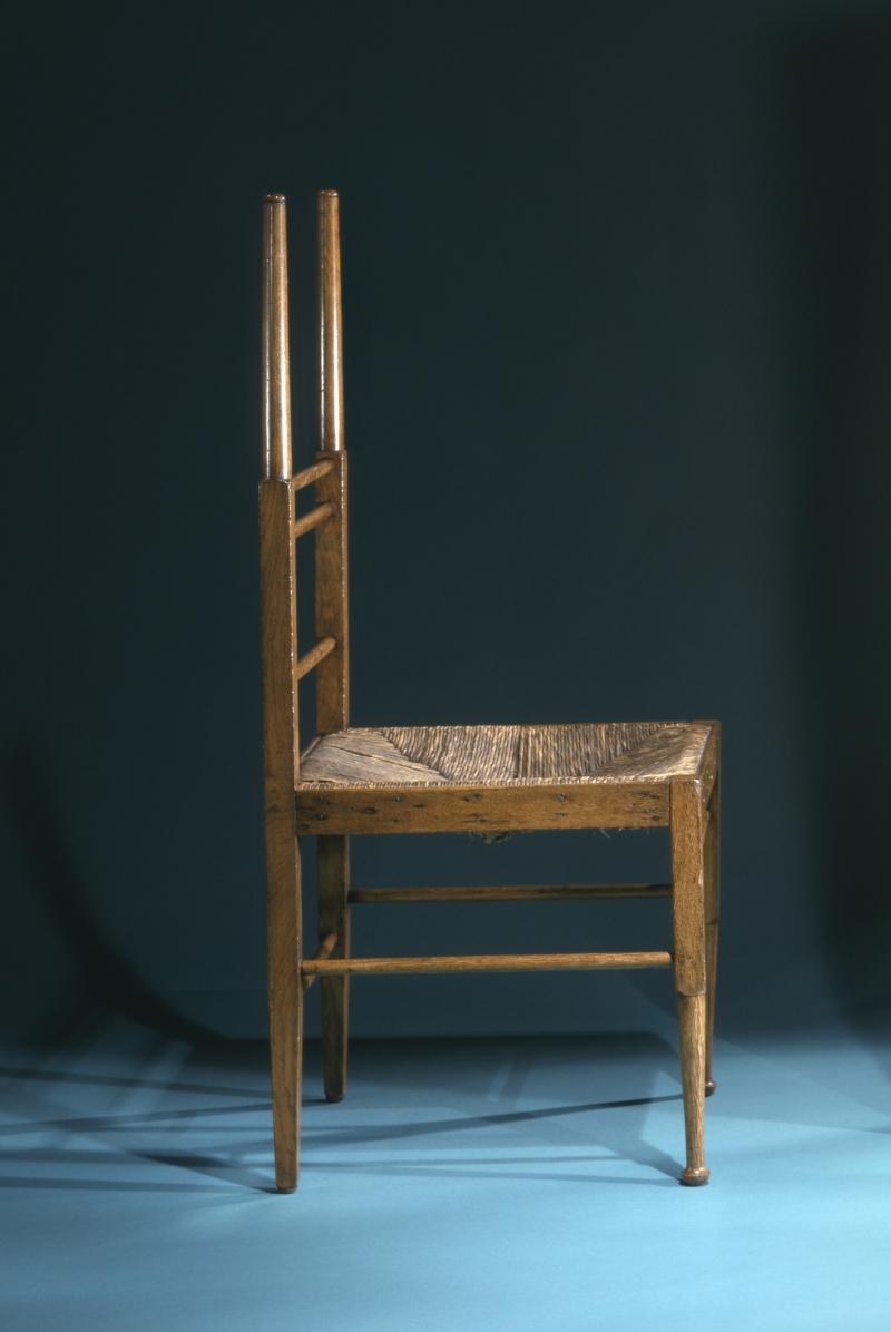 Greek Side Chair