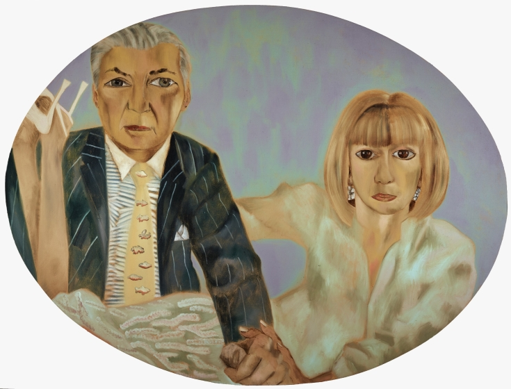 Portrait of Kent Logan and Vicki Logan