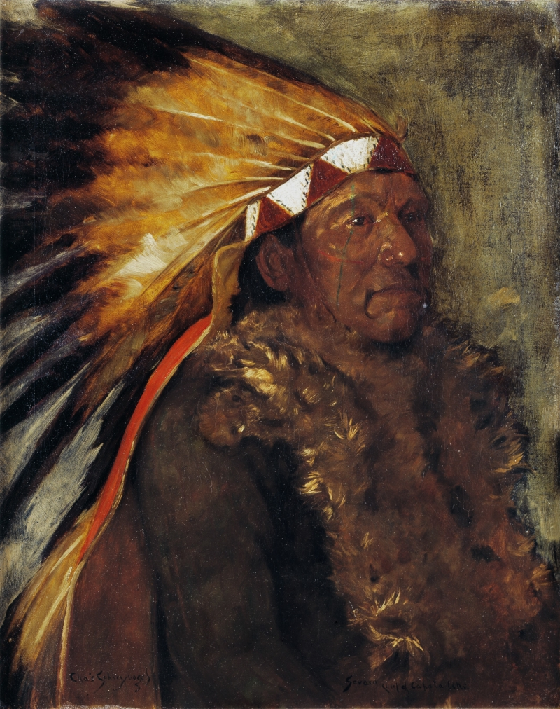 Sevaro, Chief of Capota Ute