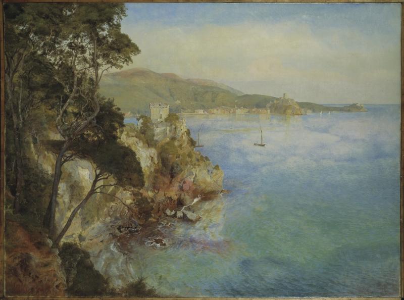 The Gulf of Spezia