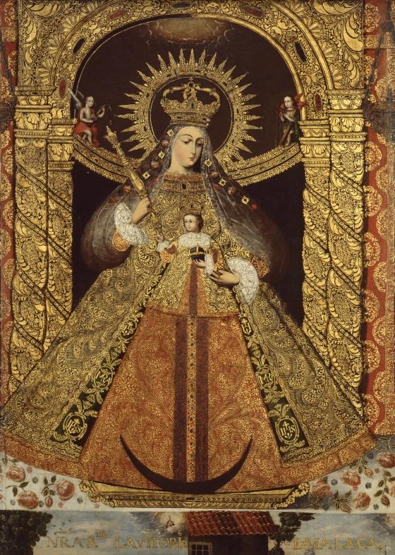 Virgin of the Victory of Málaga (Nuestra Señora de la Victoria de Málaga)