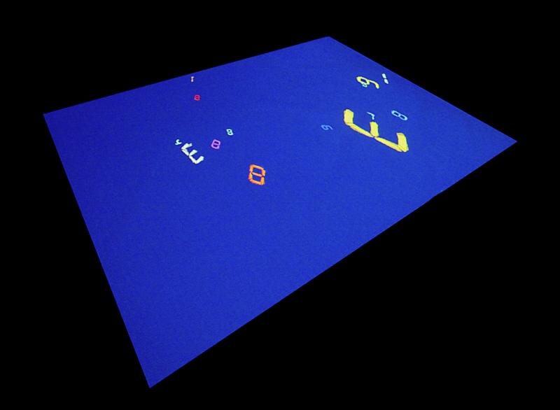 Floating Time (Marine Blue)