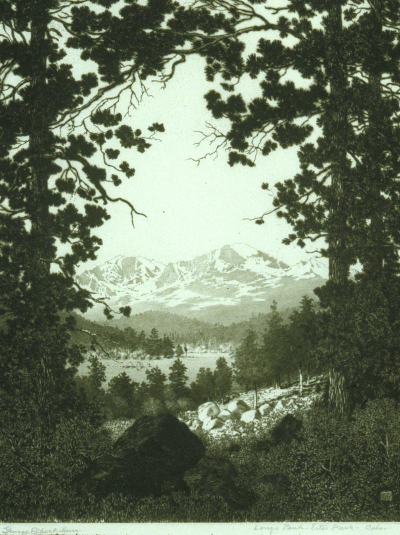 Longs Peak - Estes Park, Colorado
