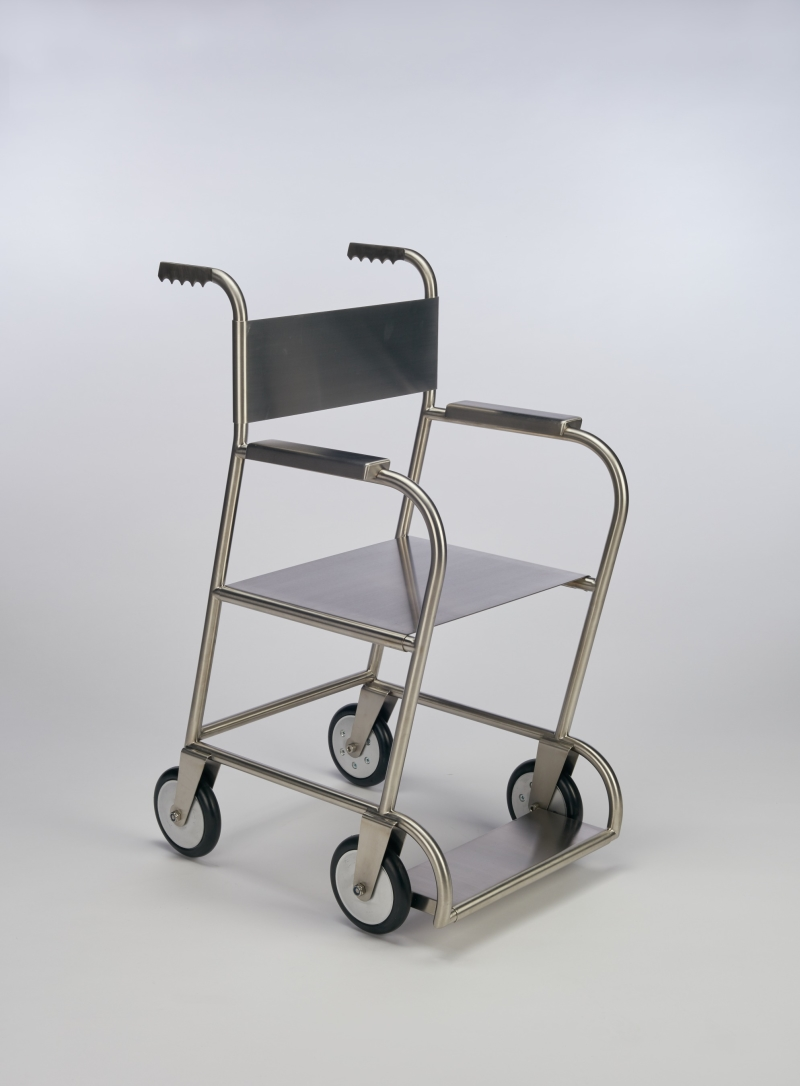 Untitled (wheelchair II)