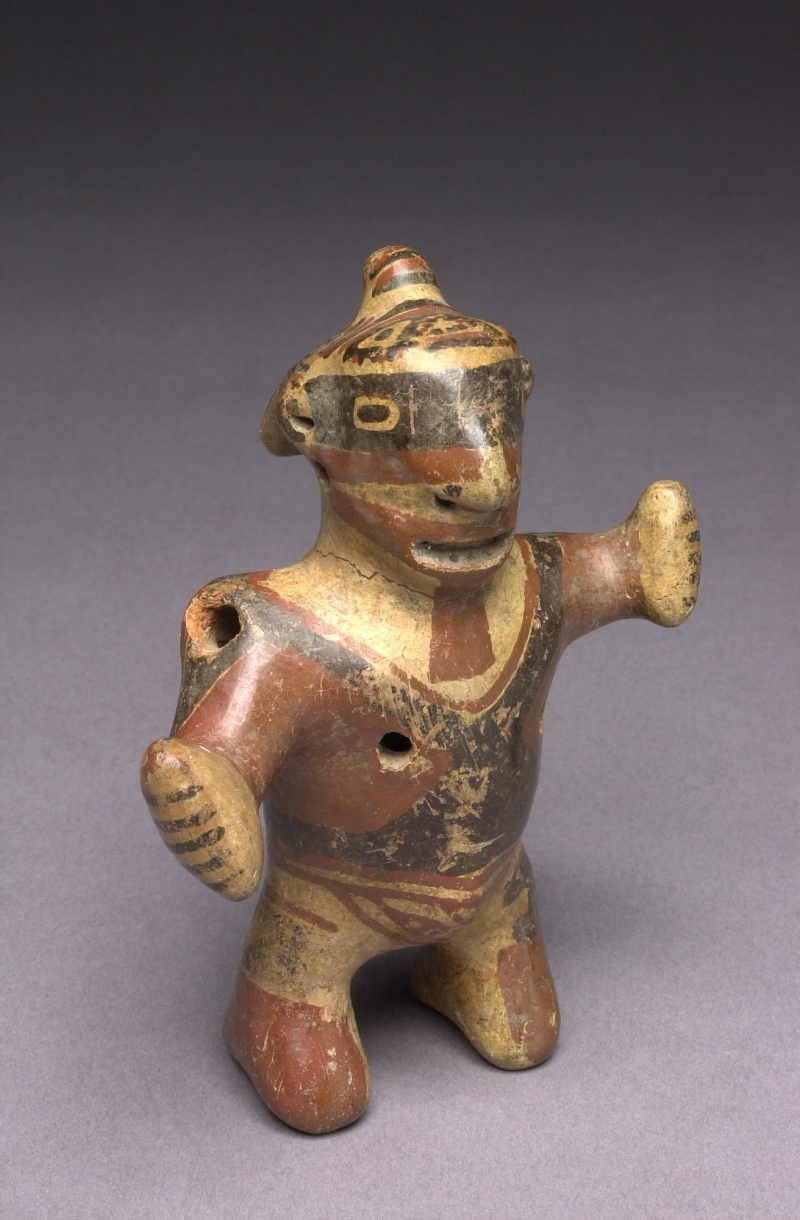 Ocarina in the Form of a Standing Male
