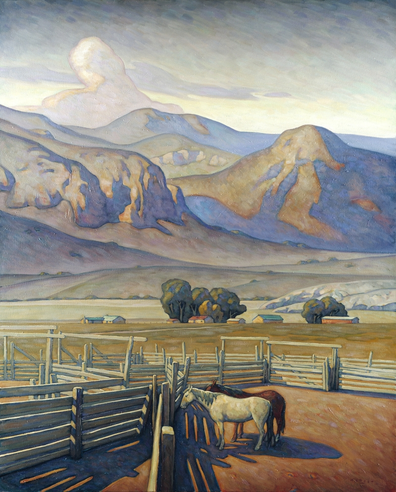 Ranch Near Rocky Ridge