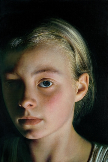 Head of a Child (V)