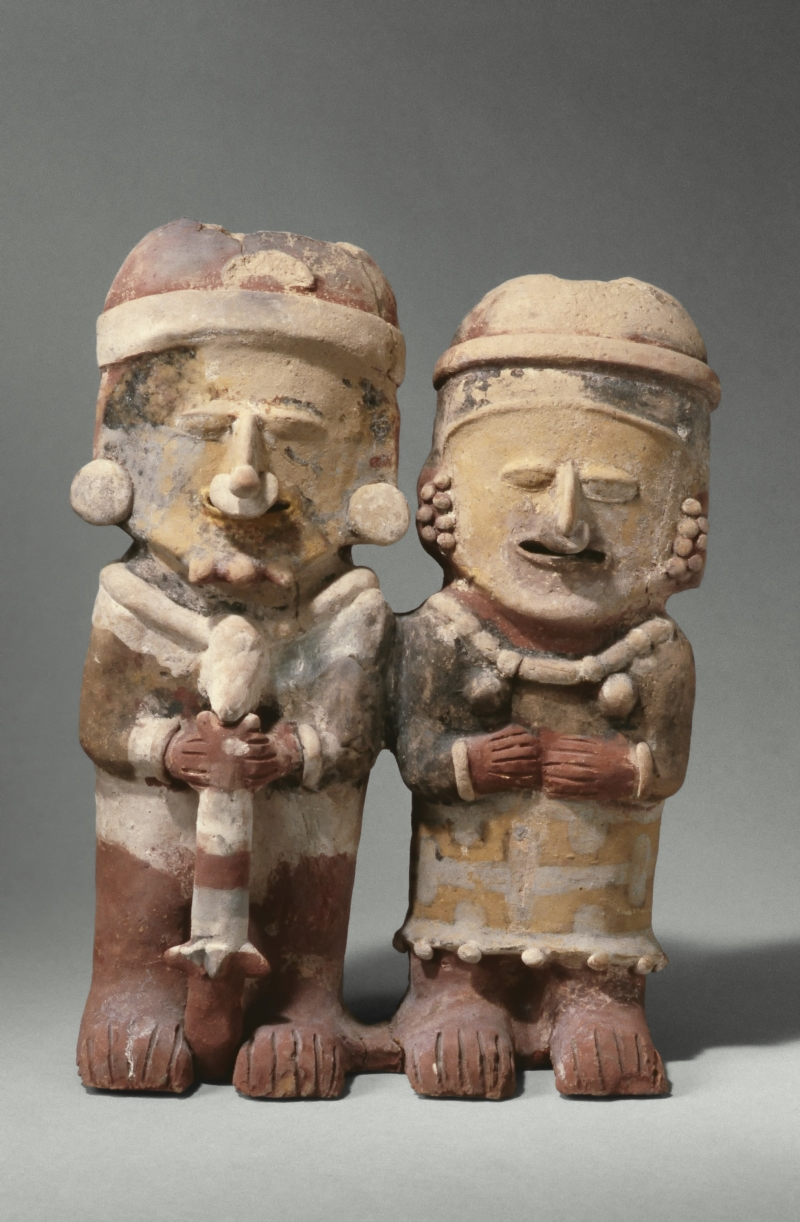 Standing Couple