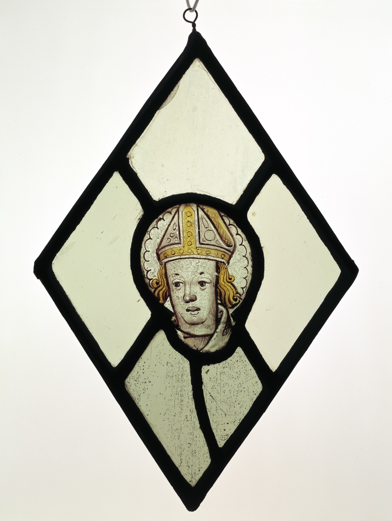 Head of a Bishop