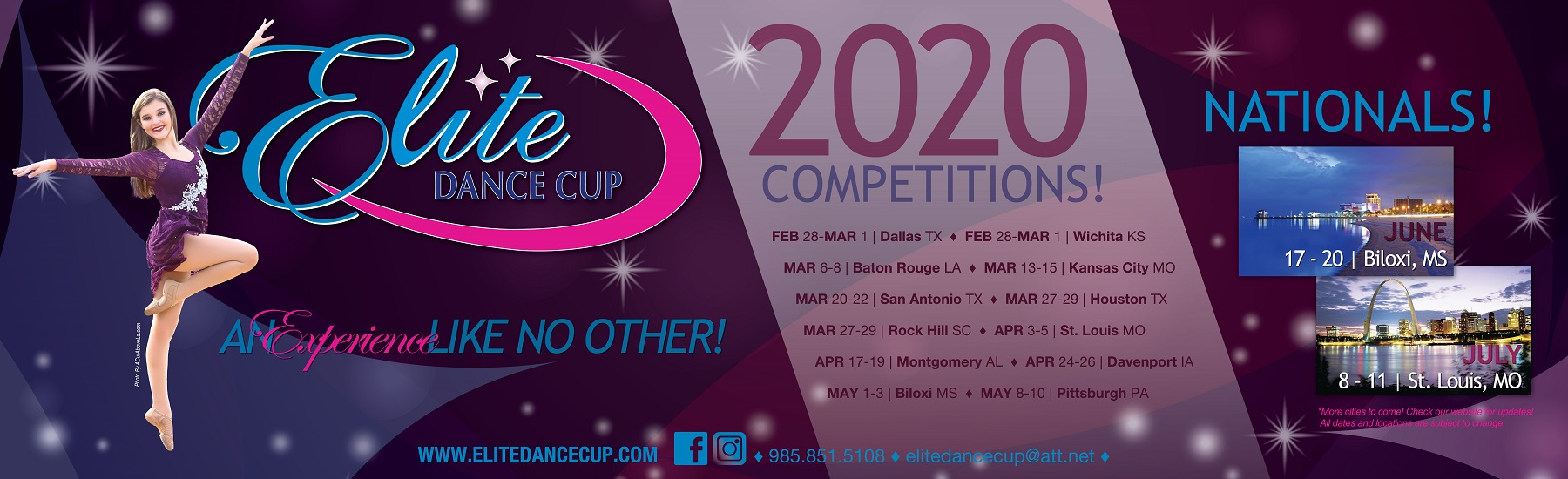 Welcome to Dance Competition Hub