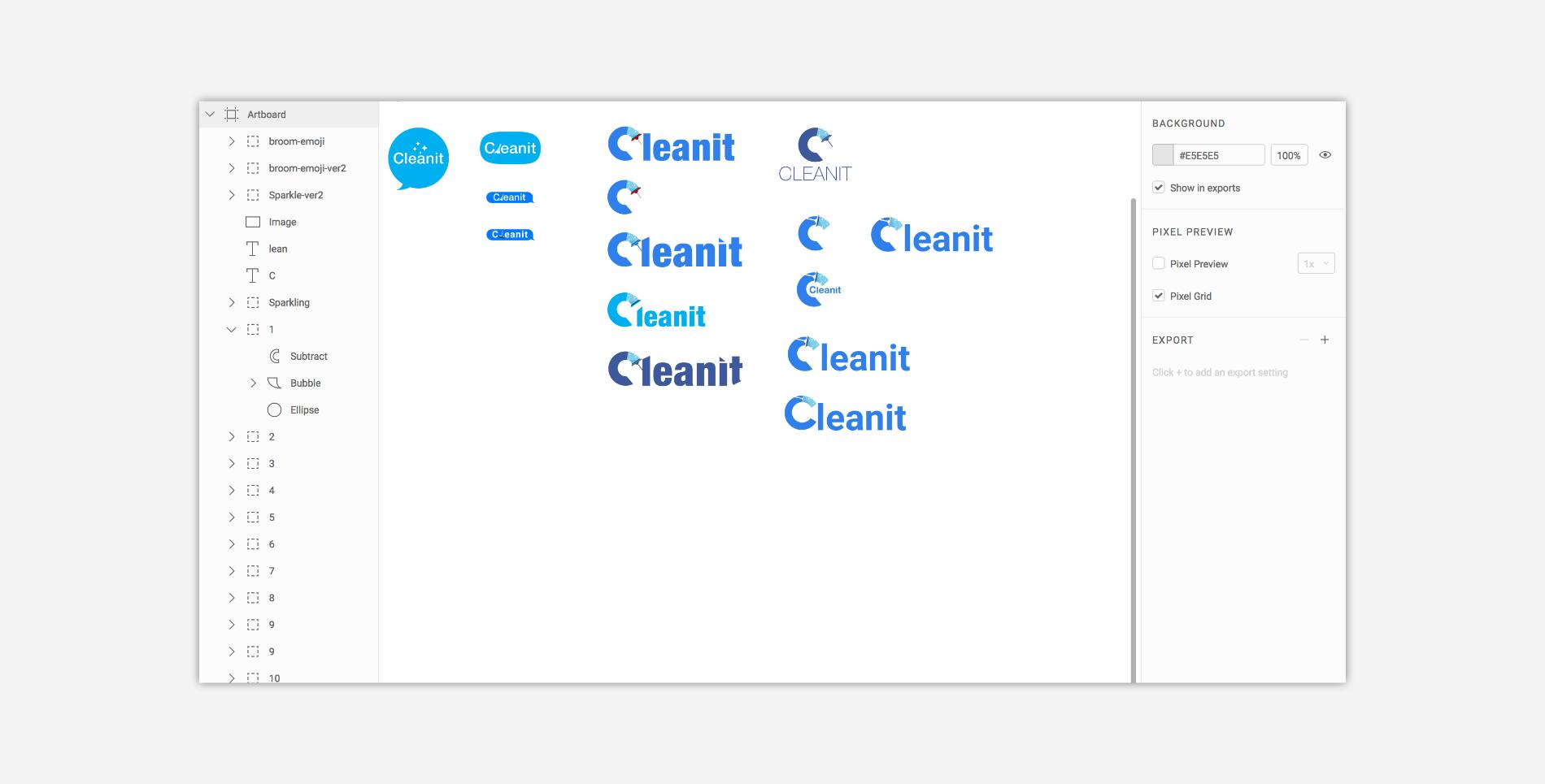 design iterations