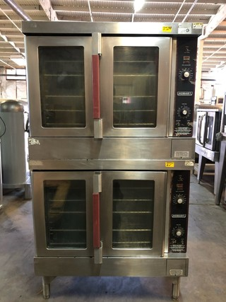 Hobart Double Stack Convection Oven