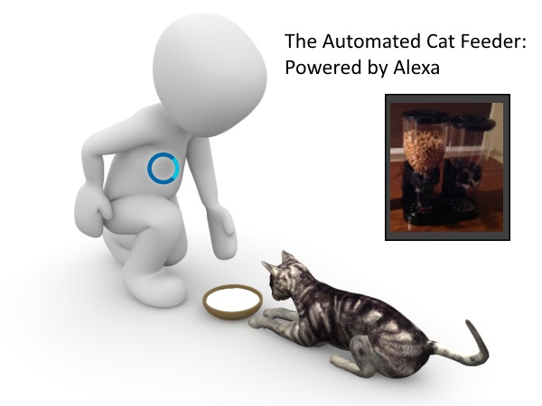 Building an Automated Cat Feeder with Amazon Alexa