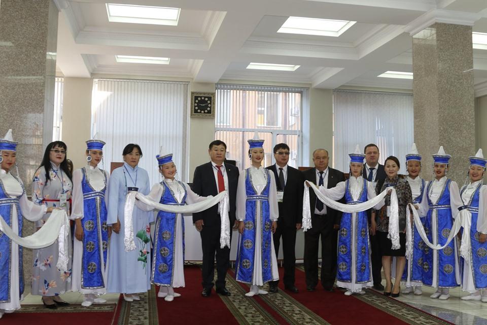 Улаан-үд хотын 353 жилийн ойн баярт оролцов