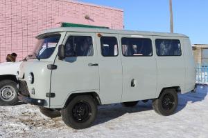 Дархан-Уул аймгийн Хонгор сумын Эрүүл мэндийн төв өнөөдөр /2019.12.20/ фургон машинтай боллоо