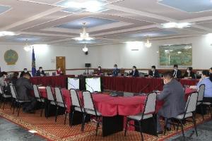 Дархан-Уул аймгийн засаг даргын зөвлөл хуралдав