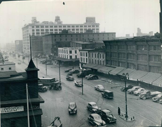 Scenes from historic Light Street. (John Stadler/Baltimore Sun file)