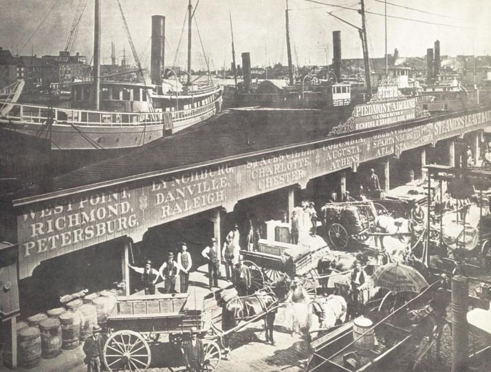 Scenes from historic Light Street. (Baltimore Sun file)