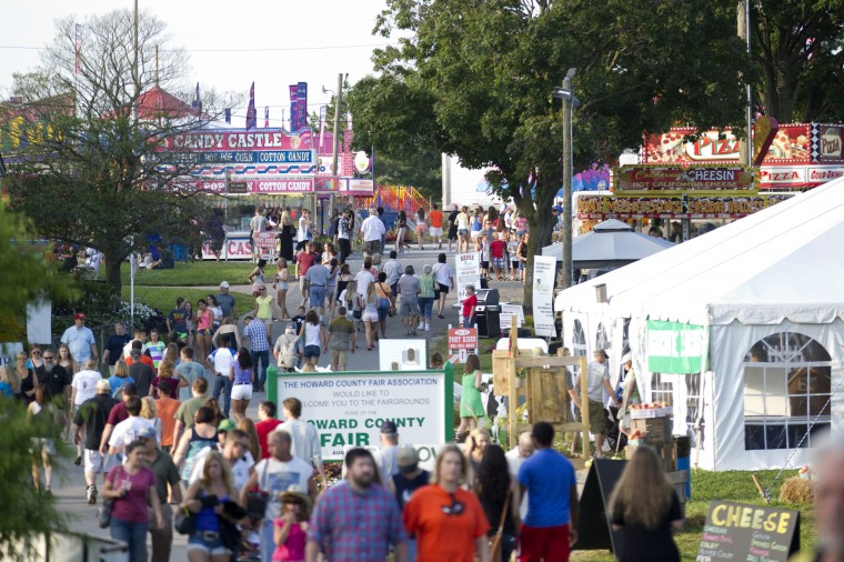 The Howard County Fair. (Jen Rynda/BSMG)