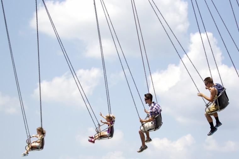 The 69th annual Howard County Fair on Tuesday, August 5. (Jen Rynda/BSMG)