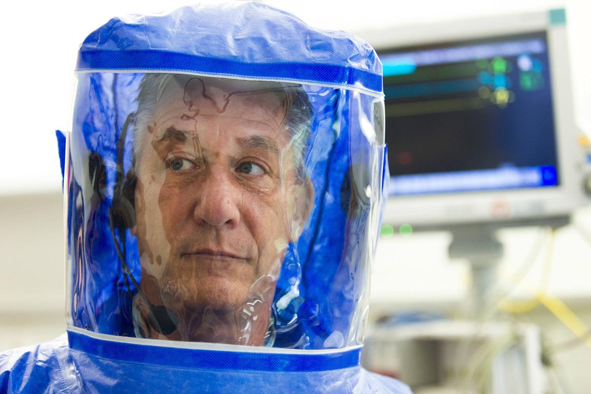 Ebola outbreak: Inside an infectious disease ward