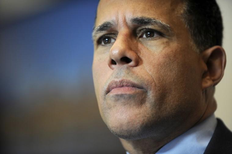10/2014: Democratic gubernatorial nominee Anthony G. Brown. (Cassidy Johnson/Baltimore Sun)