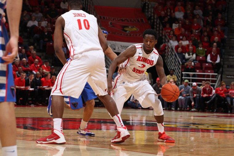 Name: Daishon Knight College: Illinois State Position: Guard Year: Senior High school: Lake Clifton Hometown: Baltimore 2013-14 stats: 13.2 points, 4.6 rebounds One of the top junior college scorers in the country at Odessa (Texas) College, Knight picked up where he left off with the Redbirds. The 6-foot-1 guard was the leading scorer for Illinois State, which advanced to the semifinals of the College Basketball Invitational. Knight was named All-Missouri Valley Conference Honorable Mention and selected to the conference's All-Newcomer team. (Handout photo courtesy of Illinois State athletics)