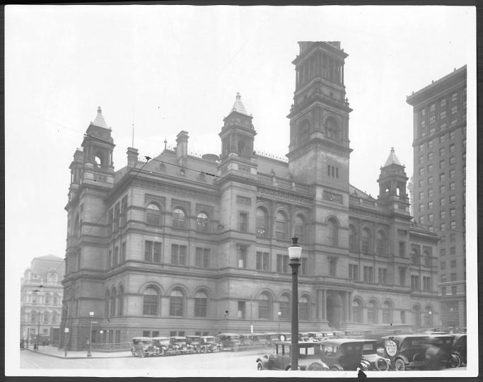 Sun file photo taken Dec. 5, 1923.