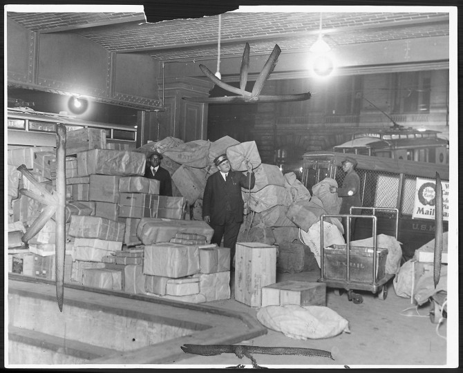 Sun file photo taken Dec. 21, 1926.