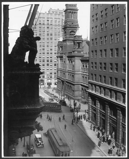 Sun file photo taken March 16, 1930.