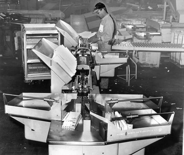 Sun file photo photo taken August 25, 1964.
