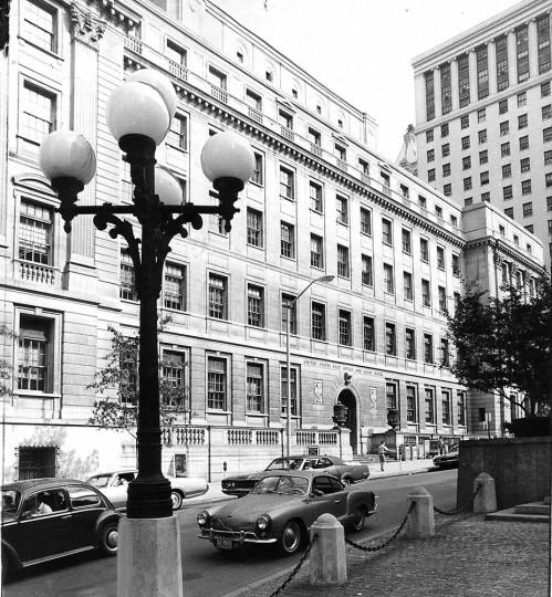 Sun file photo photo taken August 29, 1970.
